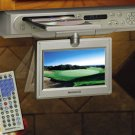 "Philips Magnavox MDR700 Portable 7"" Kitchen TV and DVD Player-Free Shipping!!!"