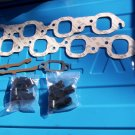 Mr Gasket header gaskets & valve seals big block Chevy 366 396 402 427 454 Chevelle Camaro Corvette