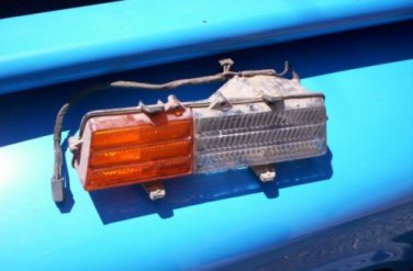 1972 Dodge Chrysler Plymouth side marker light 3587338