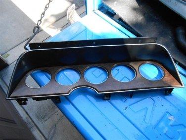 77 78 79? Ford Thunderbird T-bird wood grain dash cluster bezel D8SF-10B883-AA