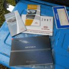 07 2007 Kia Optima complete owners manual set