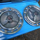 1965 Chevy Impala SS Supersport 14 inch full wheel covers (2) GM