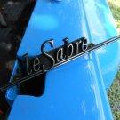 1967 67 Buick Lesabre dash board emblem NICE!!! GM 1380778
