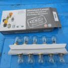 CEC 1034 Turn Signal Light Brake light Bulb double filament bulb 10 pack Chevy