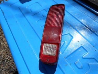 75-79 Ford truck 78-79 Bronco 75-91 Van driver side tail light assembly original