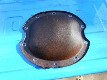 60's 63 64 65 66 67 68 Buick Lesabre Wildcat rear 10 bolt differential cover GM