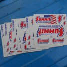 SUMMIT racing equpment decal sticker sheet (lot of  10 sheets!)