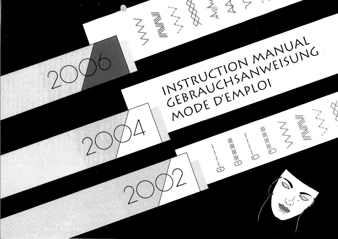 Elna 2004 Sewing Machine Instruction Manual Pdf