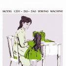Kenmore Model 158.1231 Sewing Machine Manual Pdf