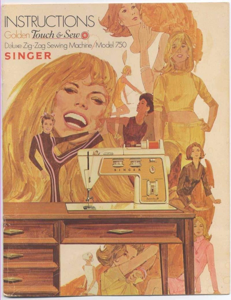Singer 750 Sewing Machine Instruction Manual Pdf
