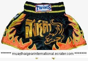 TS125 - Twins Special Muay Thai Shorts