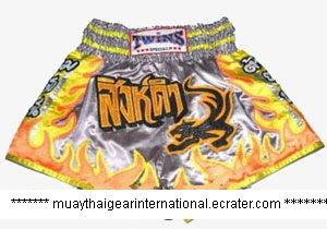 TS126 - Twins Special Muay Thai Shorts