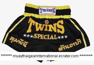 TS122 - Twins Special Muay Thai Shorts