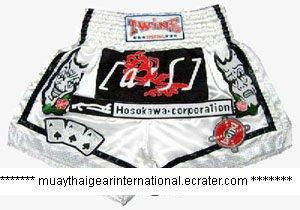 TS086 - Twins Special Muay Thai Shorts