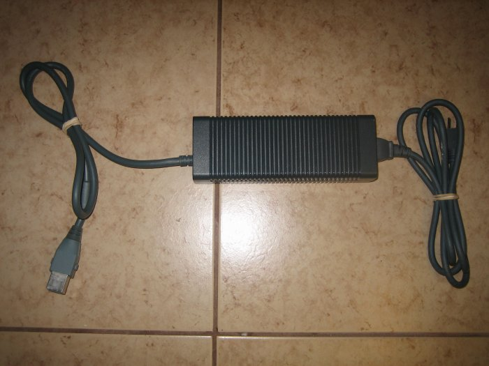 xbox 360 power supply brick