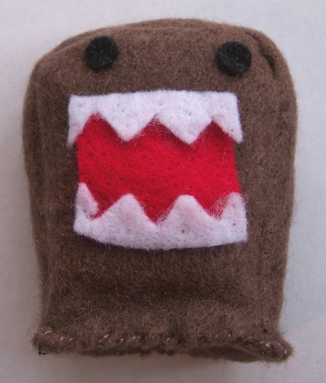 Domo-kun Kitty Monster