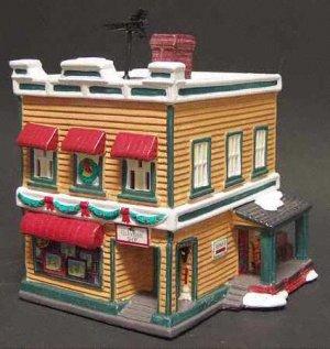 "Dept 56 Snow Village Building ""Corner Store"""