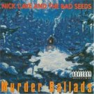 Nick Cave Murder Ballads FREE SHIPPING