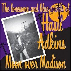 Hasil Adkins Moon Over Madison CD Free Shipping