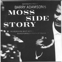 Barry Adamson Moss Side Story CD Free Shipping