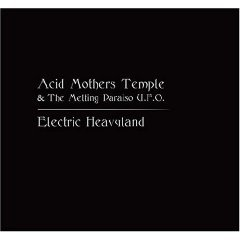 Acid Mothers Temple Electric Heavyland CD Free Shipping