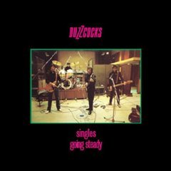 Buzzcocks Singles Going Steady CD Free Shipping