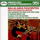 Balalaika Favorites CD Russian FREE SHIPPING
