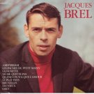 Jacques Brel 2 CD PolyGram Free Shipping