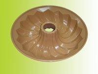 Silicone bakeware(boundt cake pan)