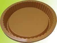 Silicone bakeware(Pie pan)