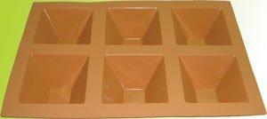 Silicone bakeware(pyramid pan)