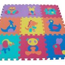 EVA foam cartoon  puzzle mats