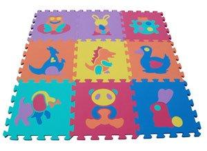 EVA foam cartoon  puzzle mats