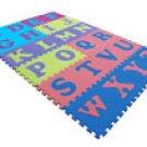 EVA foam alphabet puzzle mats
