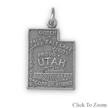 Utah State Charm