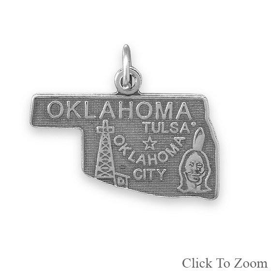 Oklahoma State Charm