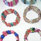 6mm Swarovski crystal wrap bracelet, anklet, necklace, choker