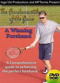 Tennis Instruction DVD Video , Forehand Lessons