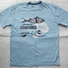 GAP Light Blue T- Shirt (RM29.90)
