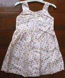 LAURA ASHLEY Yellow Floral Sleeveless Dress (RM34.90)