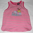 OSH KOSH Pink Stripes 'Little Hula' Top (RM31.90)