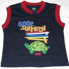 OSH KOSH 'Gone Surfing' Sleeveless T- Shirt (RM31.90)