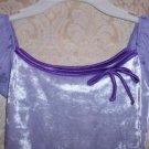 Danskin Lilac Leotard and Skirt Set Size M