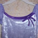 Danskin Lilac Leotard and Skirt Set Size L