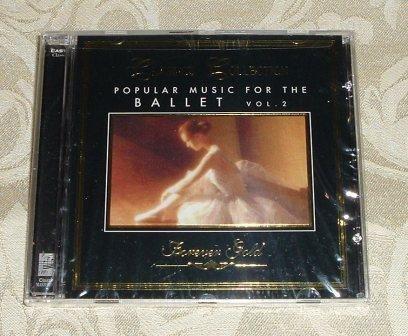Popular Music For The Ballet CD Volume 2