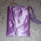 Satin Basic Leotard from Leo's Dancewear, Style #72-20 Lilac Size 10c