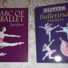ABC of Ballet Book and Glitter Ballerina Stickers