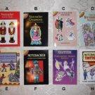 Nutcracker Activity Books Set - Your Choice of Four