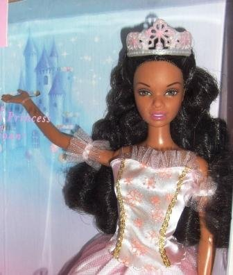 Sugarplum Princess Doll and Marzipan from the Barbie Fairy Tale Collection