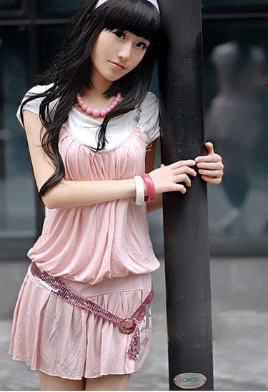 Characteristic Buckle Dress